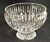 WATERFORD MARQUIS CRYSTAL BOWL; 7 1/2 IN TOP DIA,