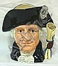 ROYAL DOULTON LARGE GEORGE WASHINGTON TOBY, 1982;