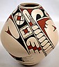 Mata Ortiz Polychrome Jar - Mary Cruz Lopez
