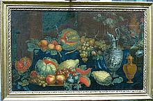 Simone del Tintore (1630-1708)-circle, Large fruit