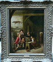 Jan Miense Molenaer (1610-1668), The operation,