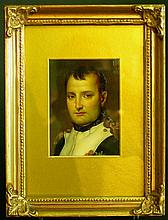 Napoleon Bonaparte (1769-1821), Breast portrait in