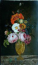 Jan Philips van Thielen (1618-1667)-manner, Flower