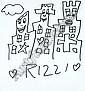 James Rizzi (*1950): Rizz Houses