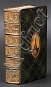 Tartanware binding. The Poetical Works of Sir