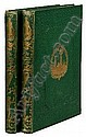 [ Book ] Bartlett (W.H., & Coyne, J. Stirling). The Scenery and Antiquities of Ireland, 2 vols., n.d., c. 1840, addn. vign. title to each, single-page map, 118 steel eng. views, all correct as list, a.e g., orig. pubs. cloth, gilt dec. spines,