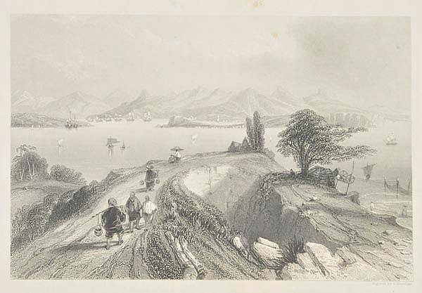 Books: Allom (Thomas, illust.). China, in a Series