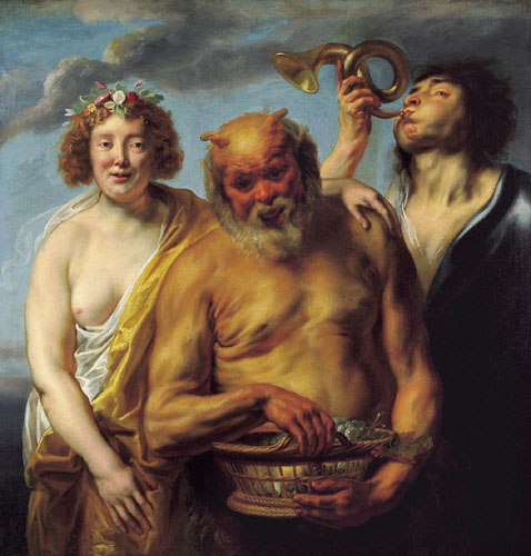 Jacob Jordaens (Antwerp 1593 - 1678)