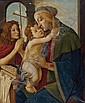 Sandro BOTTICELLI(Florenz 1445 - 1510) -, Sandro Botticelli, Click for value