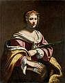 Old Master Painting by Aubin Vouet