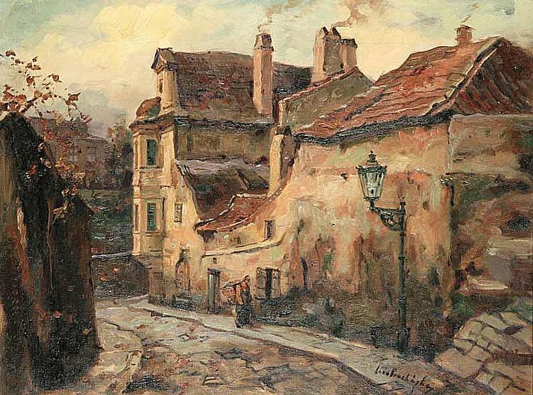 Procházka Jaro (Prague 1886 - 1949 Prague) A