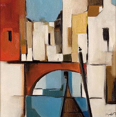 Ernst Balluf (Linz 1921-2008)