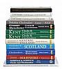 Regional clockmaking - thirteen publications