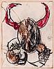 Roger Hilton (1911-1975) - Crab, 1962