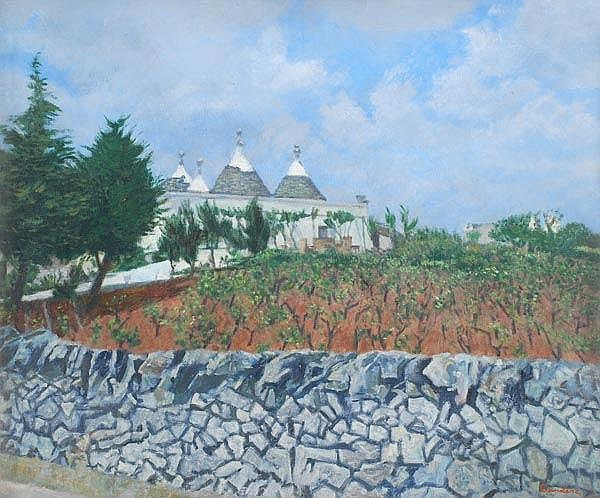 DDS. Christopher Sanders (1905-1991) Trulli House