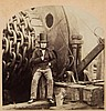 Robert Howlett (1831-1858); George Downes - Isambard Kingdom Brunel, 1857