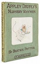 Potter (Beatrix) - Appley Dapply's Nursery Rhymes,
