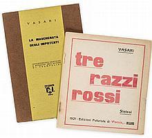 Vasari (Ruggero) - Tre Razzi Rossi,