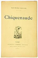 Roussel (Raymond) - Chiquenaude,