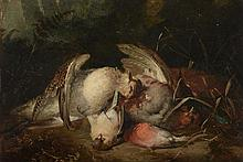 William Duffield (1816-1863) - Still life of dead game