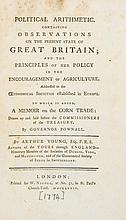 Political arithmetic. Containing observations on the present state of Great...