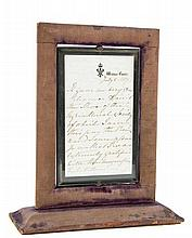 Autograph Letter signed to the Council of the Royal Agricultural Society, 2pp