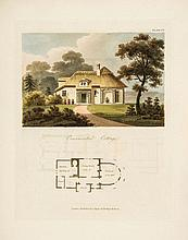 Architectural Sketches for Cottages, Rural Dwellings, and Villas