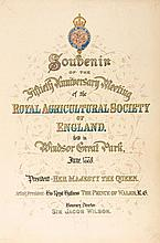 Society.- Souvenir of the Fiftieth Anniversary Meeting of the Royal...
