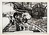 James Jacques Joseph Tissot (1836-1902) - Entre les deux mon coeur balance, James Tissot, £1,200