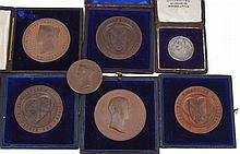 Scottish prize medals , Highland and Agricultural Society silver medal, 30mm