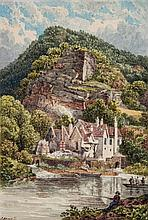 Shropshire.- Powell (Joseph) - A Series of Views of the Town of Bridgnorth and Village of Quatford, drawn for Mr J. Smalman,