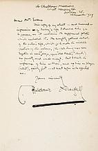 Craig (Edward Gordon).- Macfall (Haldane) - Sir Henry Irving,