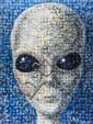 Robert Silvers (American, b.1968), Alien,