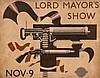 Edward Alexander Wadsworth (1889-1949) - Lord Mayor's Show