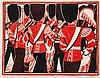 Lill Tschudi (1911-2004) - Guards (C.LT.50)