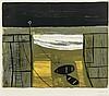 William Scott (1913-1989) - Cornish Harbour - Mousehole
