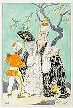 Wheeler (Dorothy Muriel ) illustrator, - Collection of original artwork.