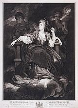 Francis Haward ARA (1759-1797) - Mrs Siddons in the Character of the Tragic-Muse,