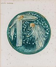 After Sir Edward Coley Burne-Jones - White Garden; Witch's Tree,