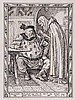 Walter Crane (1845-1915) - Falstaff: But what says she to me? be brief, my good she-Mercury,, Walter Crane, £750