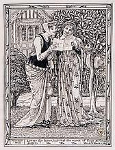 Walter Crane (1845-1915) - Mistress Page: Letter for letter, but that the name of Page and Ford differs?