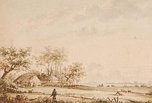 Follower of Anthony Jansz van der Croos - An extensive landscape
