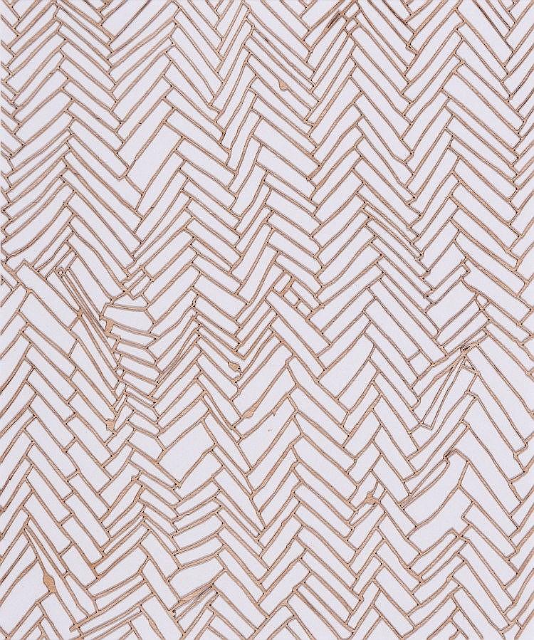 Rachel Whiteread (b.1963) - Herringbone Floor