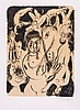 Marc Chagall (1887-1985) - Le Songe d'une Nuit d'Eté (m.745)