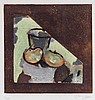 Georges Braque (1882-1963)(after) - Nature Morte Oblique (m.1017, see Vallier p.293)