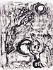 Marc Chagall (1887-1985) - Clown aux Cerceaux (m.166)