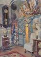 Petr Ivanovich Petrovichev (1874-1947) Interior