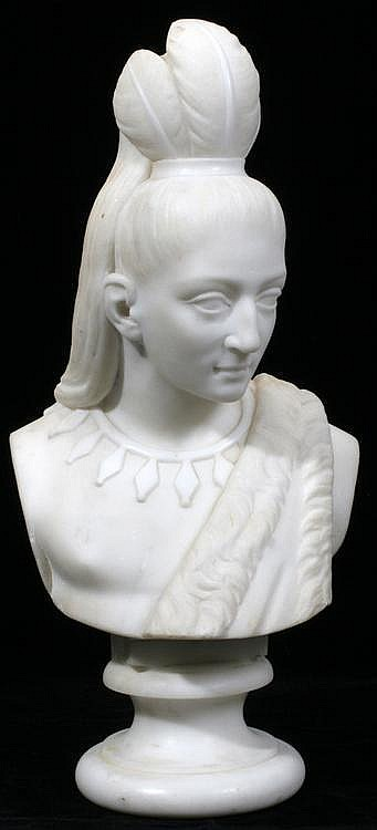 ATTRIBUTED TO EDMONIA LEWIS [AMERICAN 1845-1911],