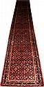 PERSIAN MALAYER WOOL RUNNER 16'8 X 2'10