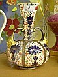 Crown Derby two handled bottle vase - Imari pallet